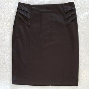 New York & Co Black Skirt